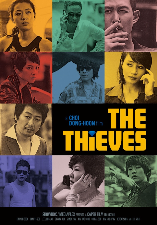 The Thieves |VOSTFR| [BRRiP]