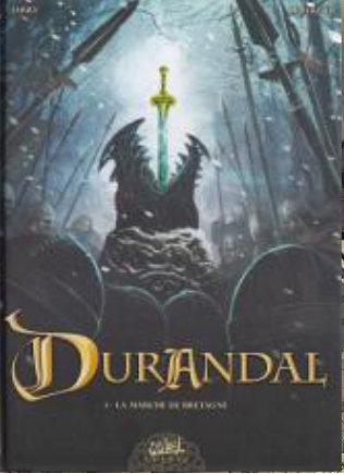 Durandal T1 a T4 cbr