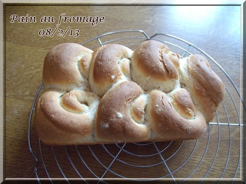 Pain au fromage blanc + photo 1302080625506838310846043