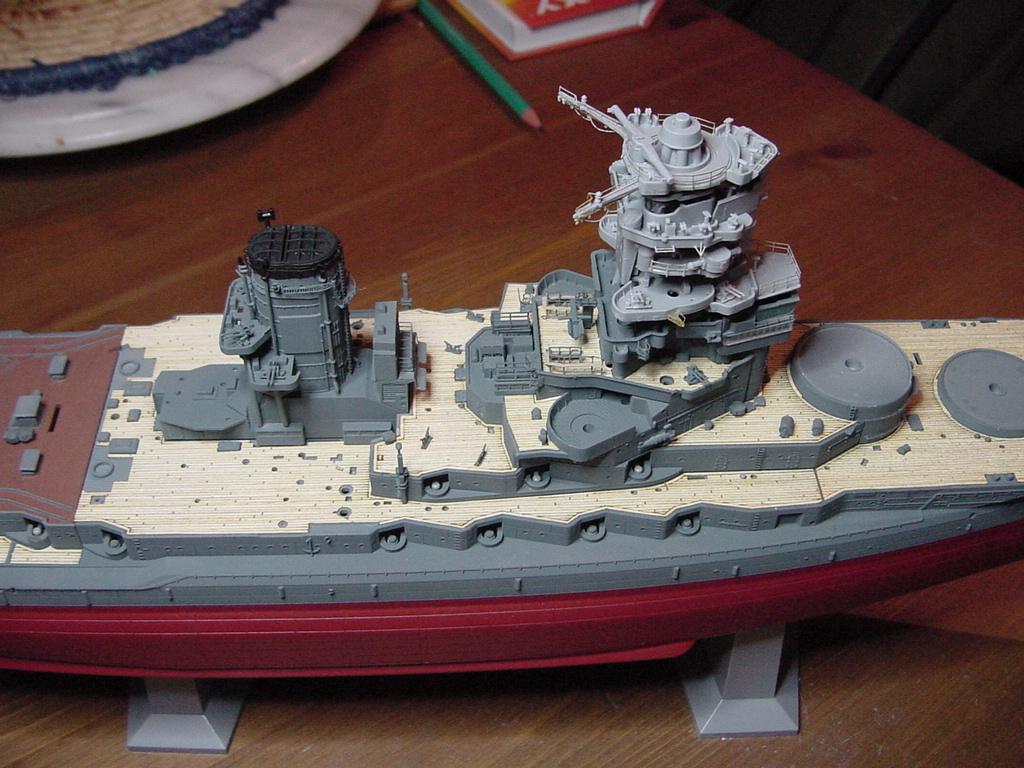 Nagato version 1941 au 1/350 par Raphael (Hasegawa) - Page 3 1302080754174922010846226