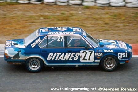 BMW 528 spa 1982 n 27a