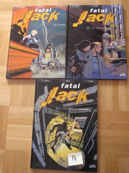 Fatal Jack complet T1 a T3