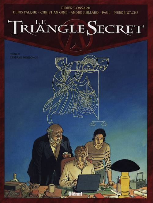 le Triangle secret complet T1 a T7