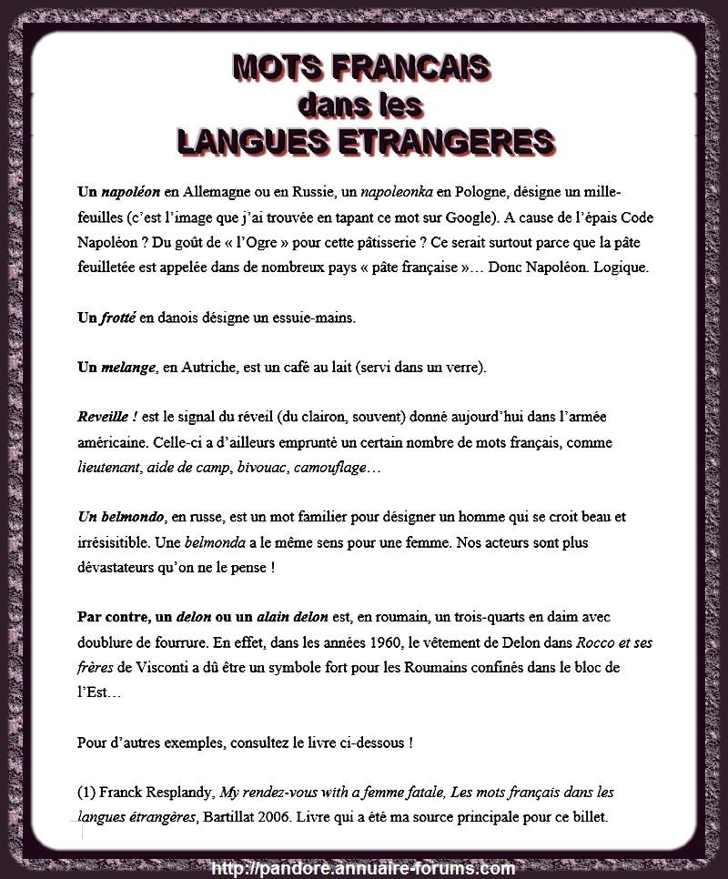 mots français usités dans d'autres pays  13021306441616073410863971