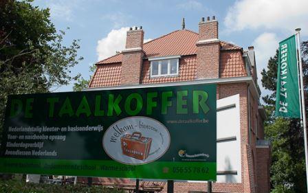 Franstalige kinderen op school in West-Vlaanderen 13021610252814196110871565