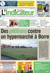 De as Rijsel-Boulogne via het Audomaarse groeit beetje bij beetje 13021808134014196110881340