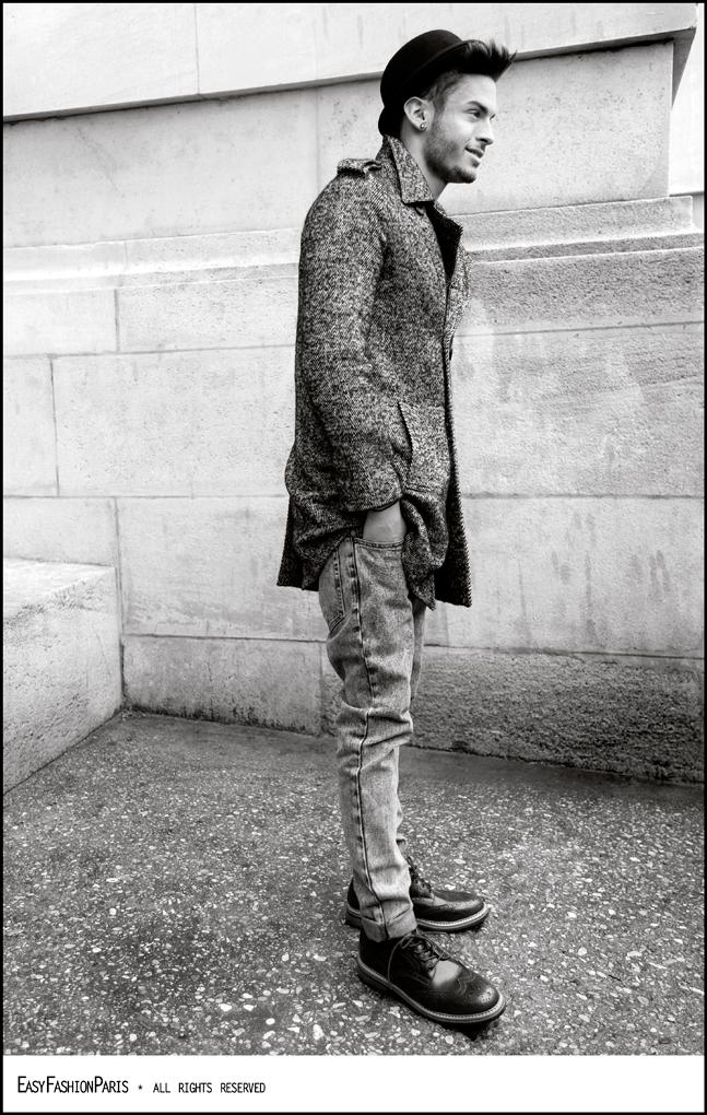 cafb10de1242 Baptiste Giabiconi - at Chanel - Paris. hebergeur image hebergeur image  hebergeur image