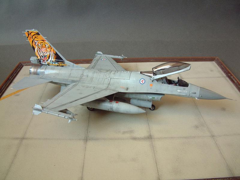 [Eduard] F-16 Nato Falcons - 1/48e - 1302190525524769010884173