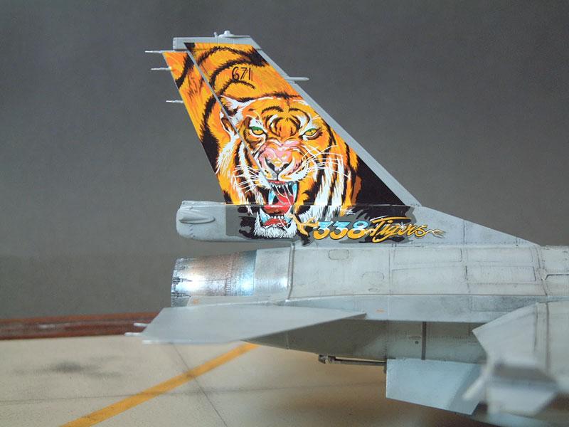 [Eduard] F-16 Nato Falcons - 1/48e - 1302190526014769010884175
