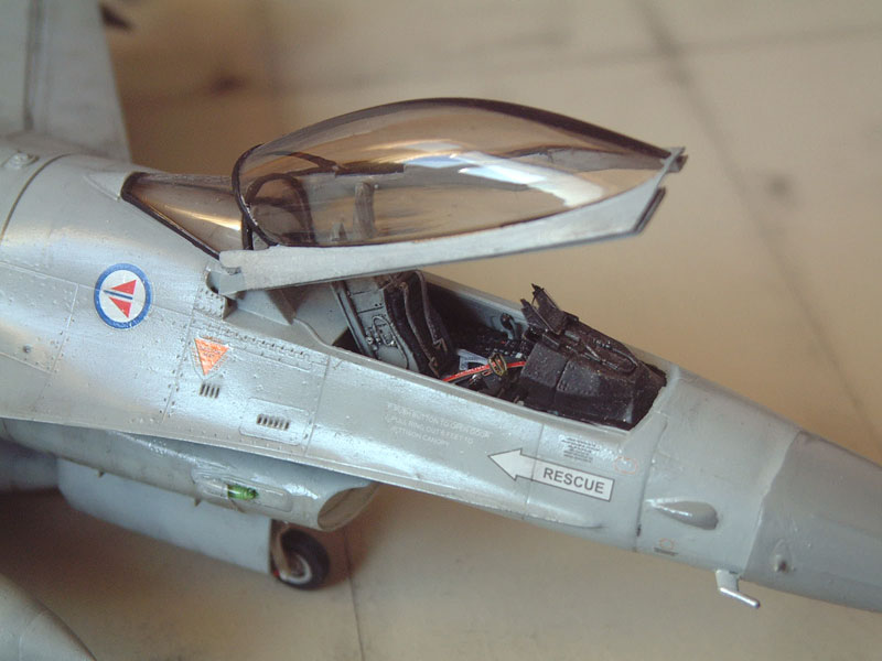 [Eduard] F-16 Nato Falcons - 1/48e - 1302190526064769010884177