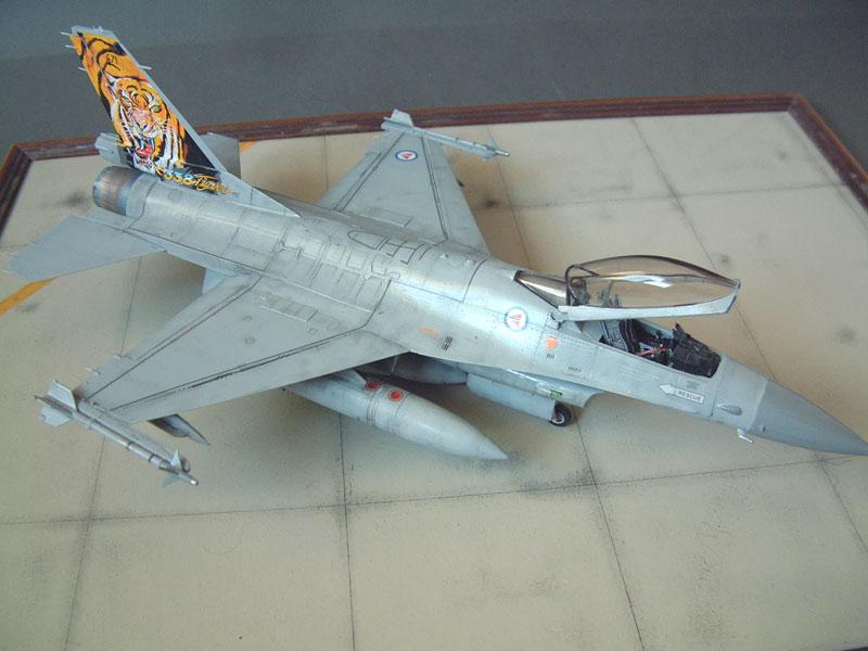 [Eduard] F-16 Nato Falcons - 1/48e - 1302190526104769010884178