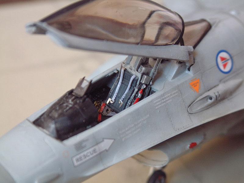 [Eduard] F-16 Nato Falcons - 1/48e - 1302190526174769010884180
