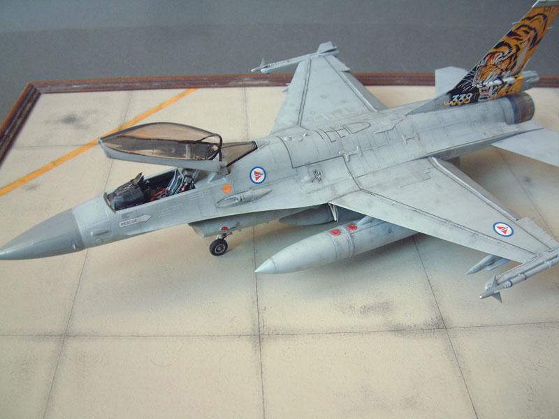 [Eduard] F-16 Nato Falcons - 1/48e - 1302190526294769010884182