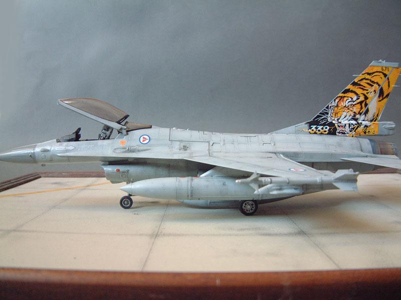 [Eduard] F-16 Nato Falcons - 1/48e - 1302190526364769010884184
