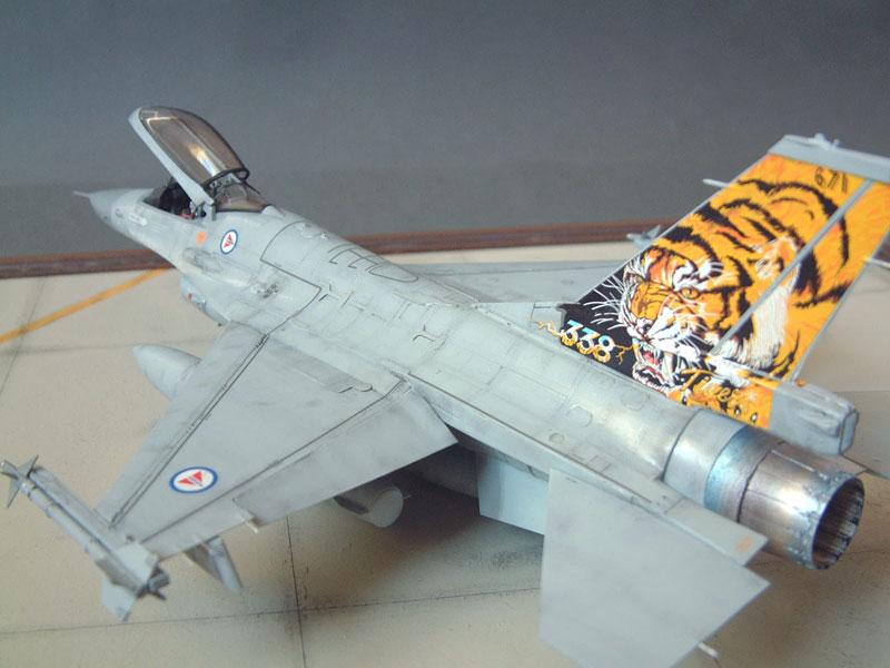 [Eduard] F-16 Nato Falcons - 1/48e - 1302190527064769010884187