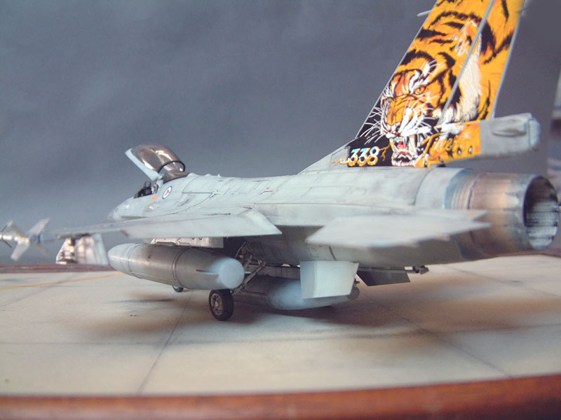 [Eduard] F-16 Nato Falcons - 1/48e - 1302190527144769010884189