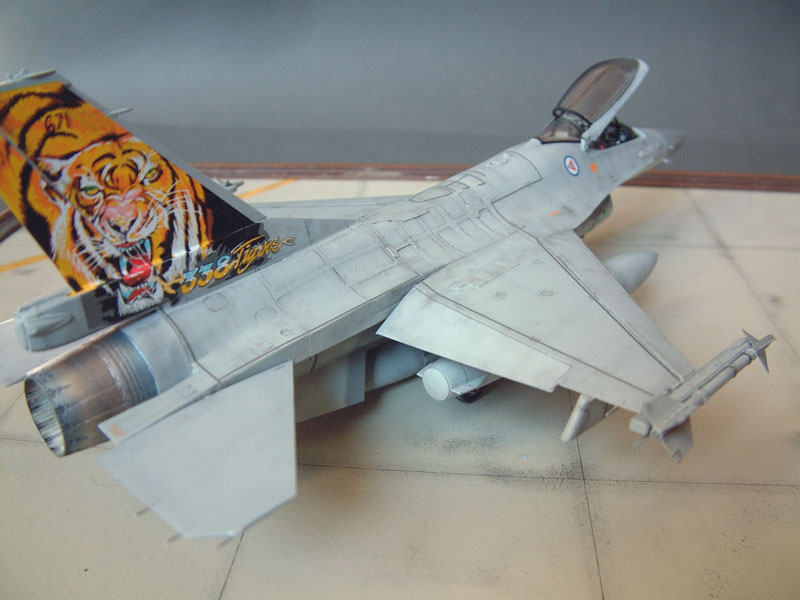 [Eduard] F-16 Nato Falcons - 1/48e - 1302190536074769010884226