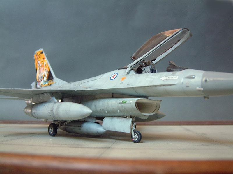 [Eduard] F-16 Nato Falcons - 1/48e - 1302190536124769010884227