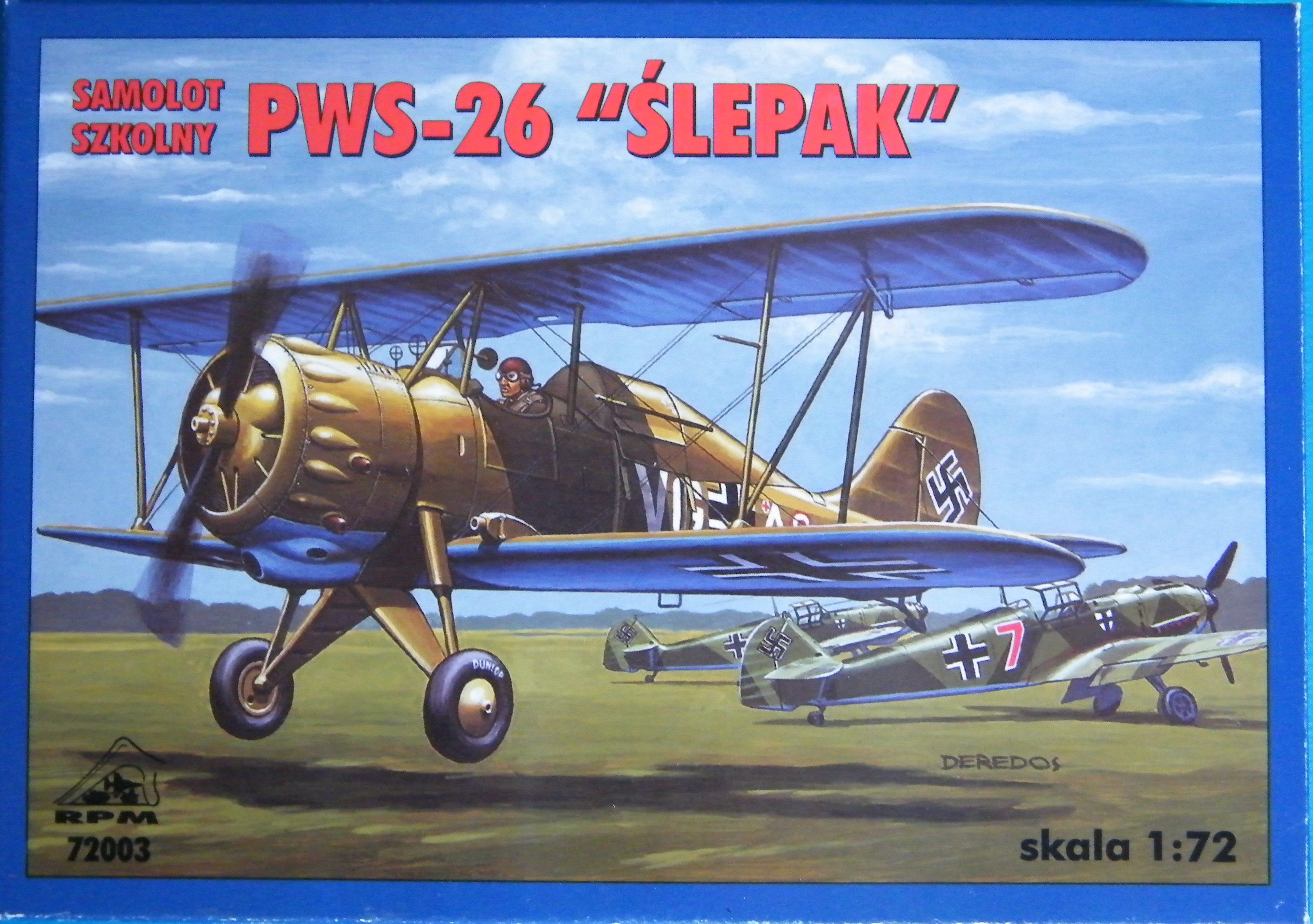 "(RPM) PWS-26 ""SLEPAK""  1302200417039753810887386"