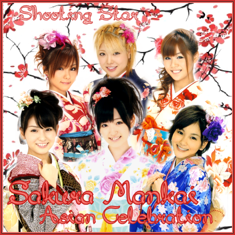 Second Single : Sakura Mankai (c/w : Asian Celebration) 13022109453713857510891616