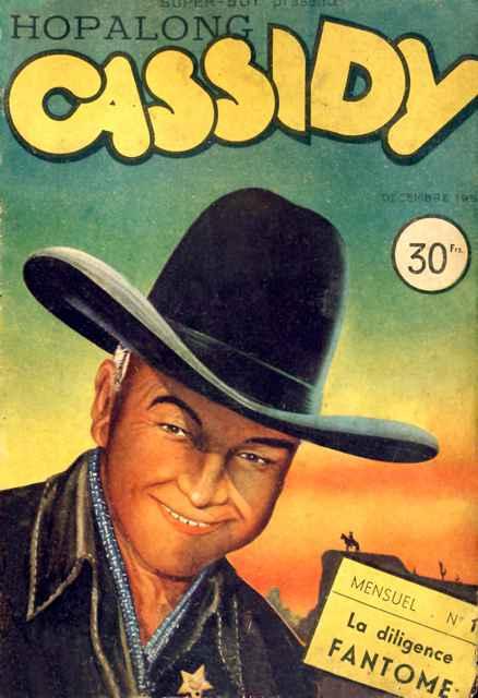Hopalong Cassidy[CBR]