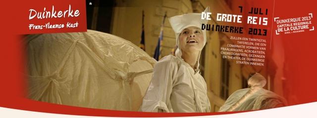 Duinkerke 2013, regionale culturele hoofdstad  13022804085214196110913609