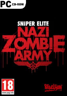 Sniper Elite: Nazi Zombie Army Poster