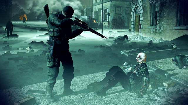 Sniper Elite: Nazi Zombie Army Image