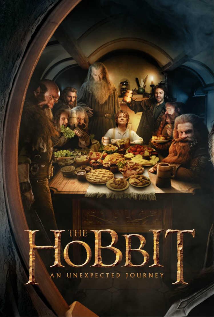 Le Hobbit : un voyage inattendu  FRENCH  [BDRip]