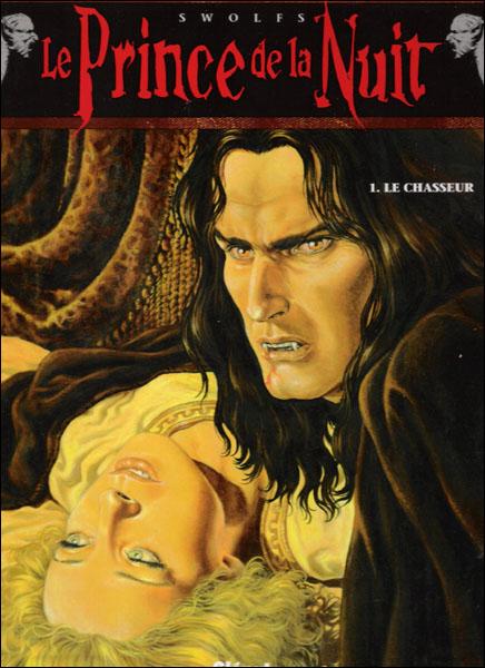 Le Prince de La Nuit  complet T1 a T6  PDF