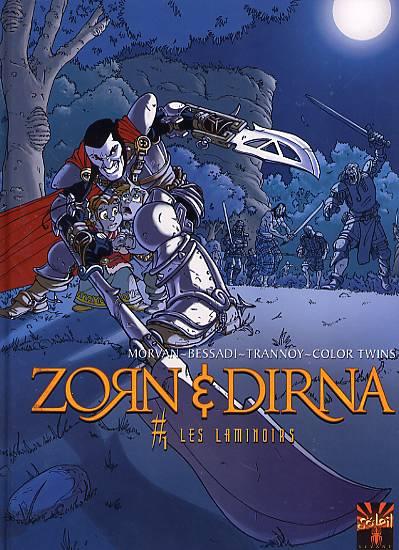 Zorn et Dirna - Fantasy - T1 a T5 pdf