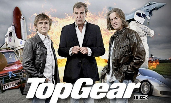 Top Gear: Spécial James Bond