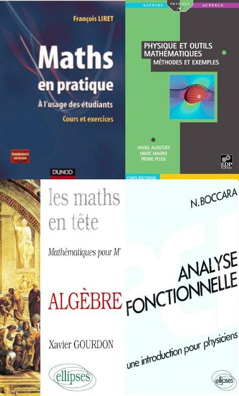 [Multi]  Mathématiques pour étudiants en LMD, CAPES, Agreg et écoles d'ingénieurs