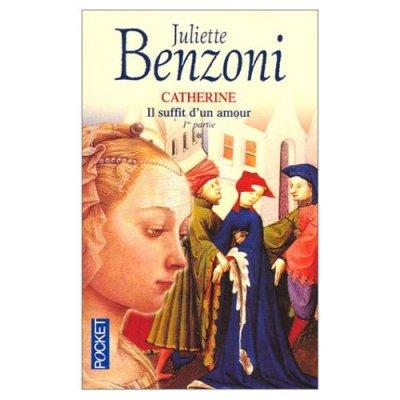 Catherine - de Juliette Benzoni