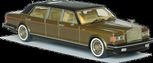 Rolls-Royce Silver Spur limousine ESDO
