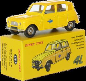 Renault 4L PTT Atlas