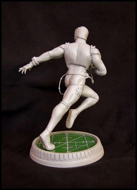 Capitaine Flam statue 13031707461316083610982278