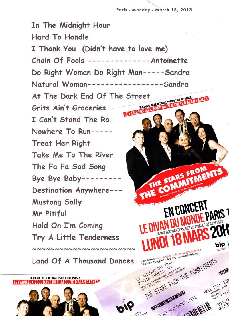 """Les concerts et nouveaux albums de 2013 (par """"FG"""") 13031811430415789310986839"""