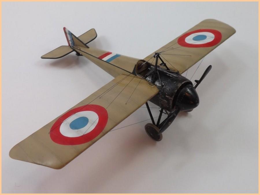 1/48 Morane Saulnier type N: Jean Navarre novembre 1915 13031812432414768310983423