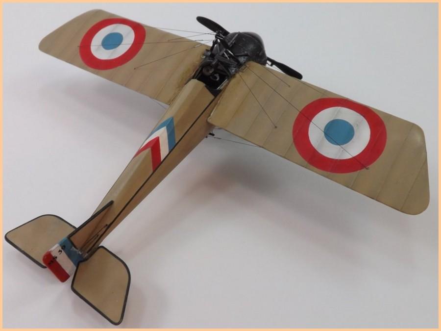 1/48 Morane Saulnier type N: Jean Navarre novembre 1915 13031812432414768310983424