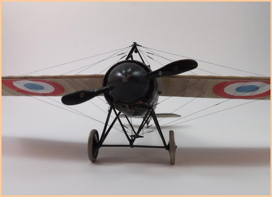 1/48 Morane Saulnier type N: Jean Navarre novembre 1915 13031812432414768310983425