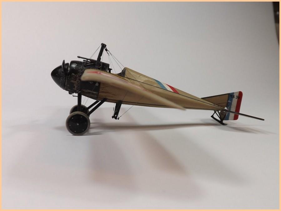 1/48 Morane Saulnier type N: Jean Navarre novembre 1915 13031812432414768310983426