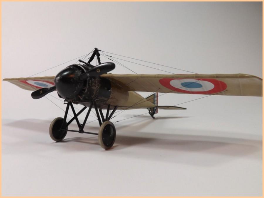 1/48 Morane Saulnier type N: Jean Navarre novembre 1915 13031812432514768310983427
