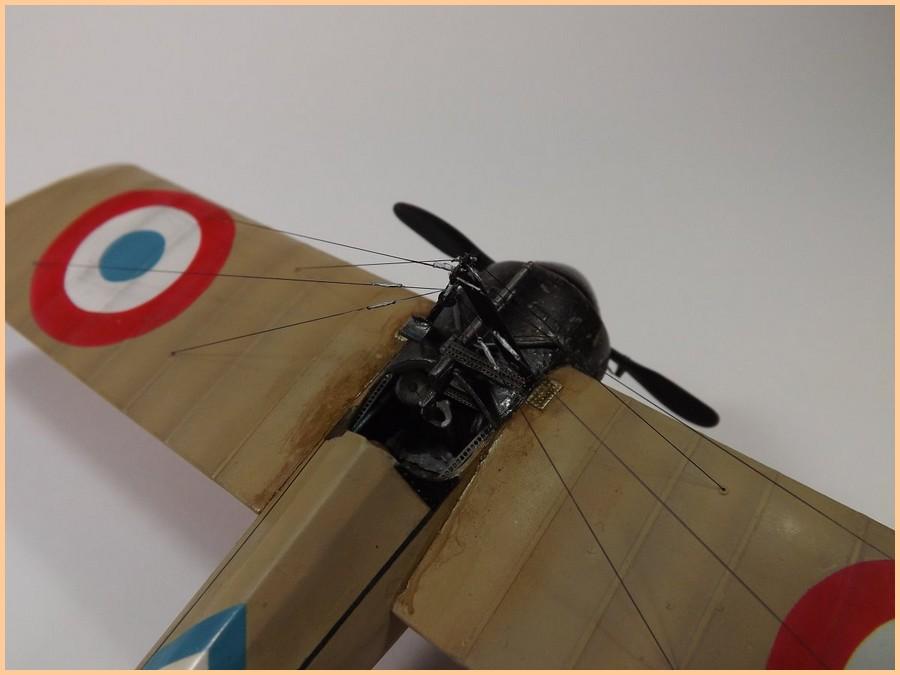 1/48 Morane Saulnier type N: Jean Navarre novembre 1915 13031812432514768310983428