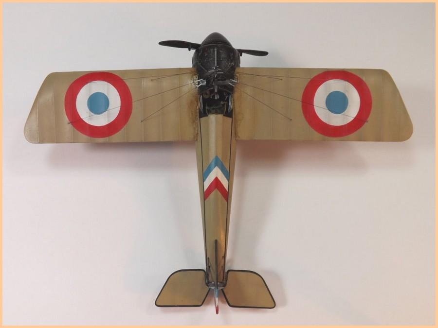 1/48 Morane Saulnier type N: Jean Navarre novembre 1915 13031812432514768310983429
