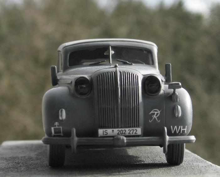 Opel admiral cabriolet Revell 1/35 1303210441406670110995939