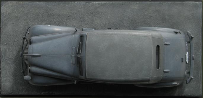 Opel admiral cabriolet Revell 1/35 1303210442086670110995942