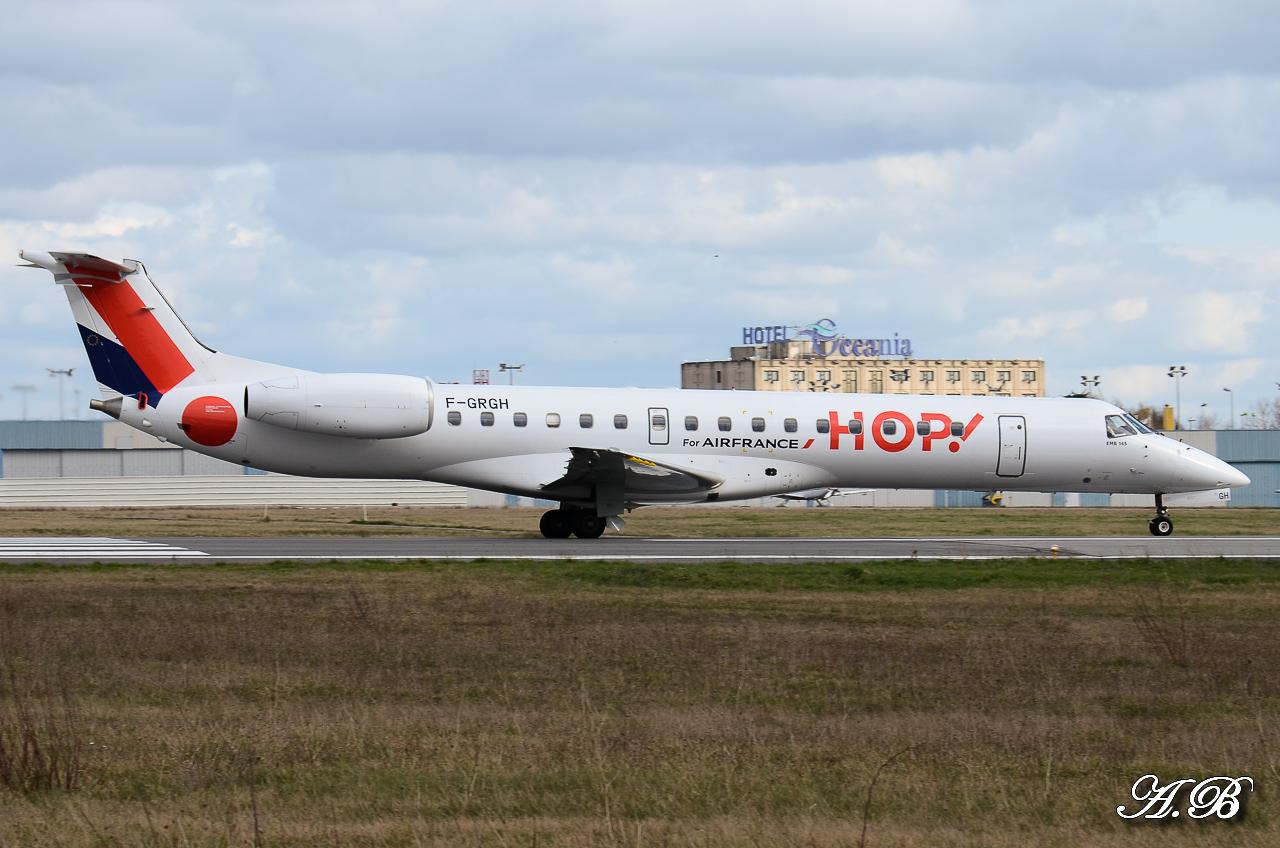 [15/03/2013] Embraer 145 (F-GRGH) Hop! 13032111181215922510997250