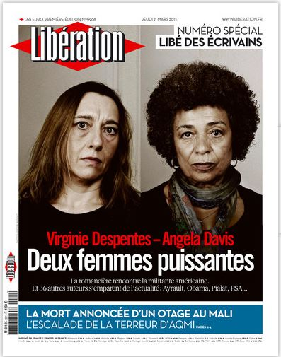 Libération Jeudi 21 mars 2013