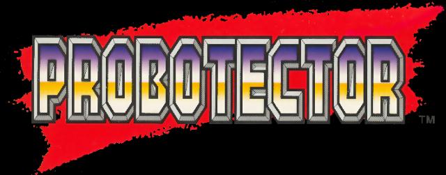 Probotector_(1990)_logo